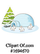 Rabbit Clipart #1694670 by Graphics RF