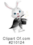 Rabbit Clipart #210124