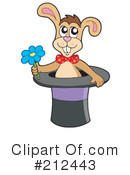 Rabbit Clipart #212443