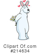 Rabbit Clipart #214634 by Cory Thoman
