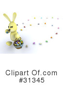 Rabbit Clipart #31345