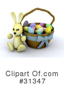 Rabbit Clipart #31347