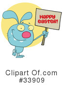 Rabbit Clipart #33909