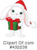 Royalty-Free (RF) Rabbit Clipart Illustration #432236