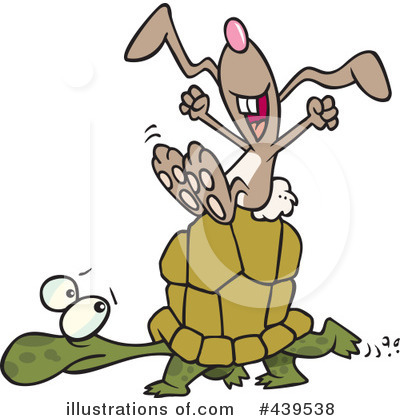 Turtle Clipart #439538 by toonaday