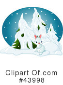 Rabbit Clipart #43998