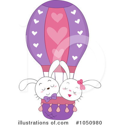 Royalty-Free (RF) Rabbits Clipart Illustration by BNP Design Studio - Stock Sample #1050980