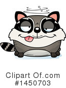 Raccoon Clipart #1450703 by Cory Thoman