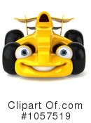 Race Car Clipart #1057519