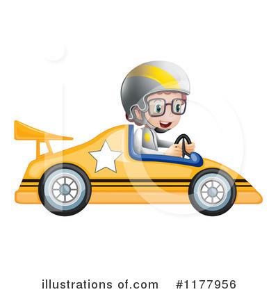 Race Car Driver Clip Art