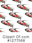 Royalty-Free (RF) Race Car Clipart Illustration #1277068