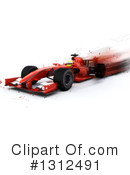 Race Car Clipart #1312491