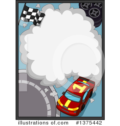 Car Clipart #1375442 by BNP Design Studio