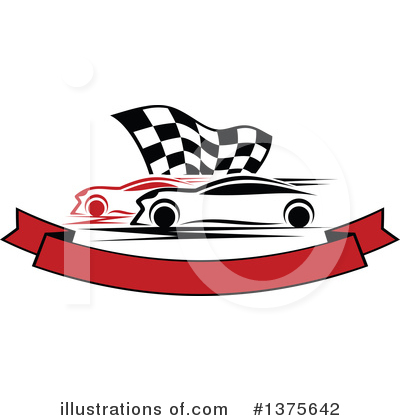 Car Clipart #1375642 by Vector Tradition SM