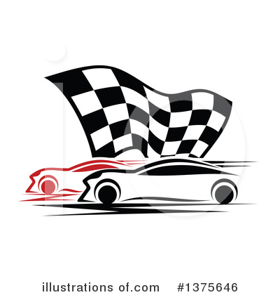 Car Clipart #1375646 by Vector Tradition SM