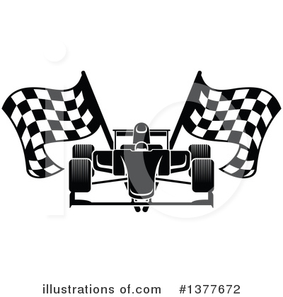 Car Clipart #1377672 by Vector Tradition SM