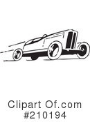 Race Car Clipart #210194