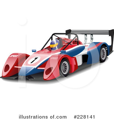 Race Car Driver Clipart #228141 by Paulo Resende