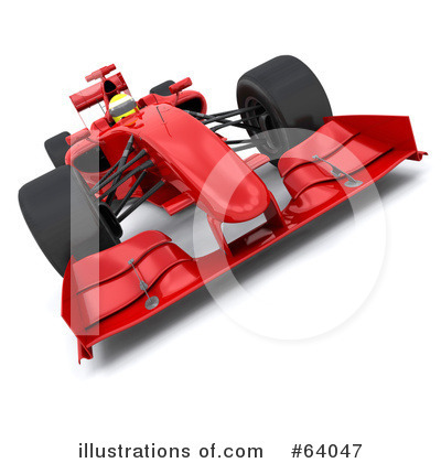 Race Car Driver Clipart #64047 by KJ Pargeter