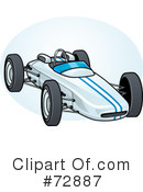 Race Car Clipart #72887