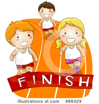 Running Clipart #88429 by BNP Design Studio