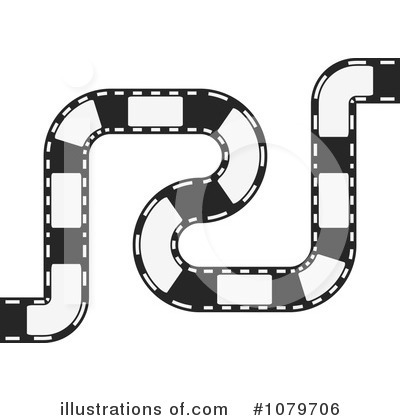 Race Track Clipart #1079706 by Andrei Marincas