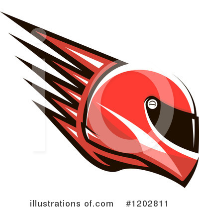 Motorsports Clipart #1202811 by Vector Tradition SM
