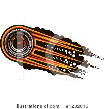 Racing Clipart #1202813 by Vector Tradition SM