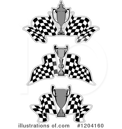 Royalty free rf racing clipart illustration by seamartini graphics