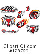 Racing Clipart #1287291