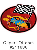 Racing Clipart #211838 by patrimonio