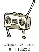 Radio Clipart #1119253 by lineartestpilot