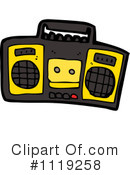 Radio Clipart #1119258 by lineartestpilot