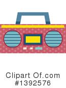 Royalty-Free (RF) Radio Clipart Illustration #1392576