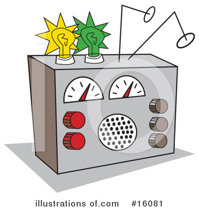 Communications Clipart #16081 by Andy Nortnik