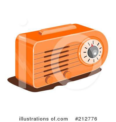 Radio Clipart #212776 by patrimonio