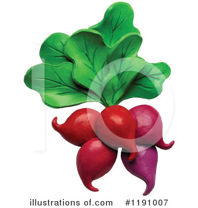 Veggies Clipart #1191007 by Amy Vangsgard