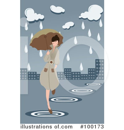 Rain Clipart #100173 by mayawizard101