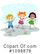 Rain Clipart #1098878 by BNP Design Studio