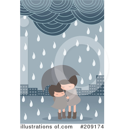 Rain Clipart #209174 by mayawizard101