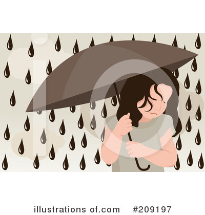 Rain Clipart #209197 by mayawizard101