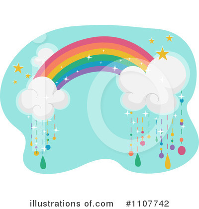 Rainbow Clipart #1107742 by BNP Design Studio