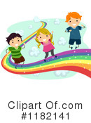 Rainbow Clipart #1182141 by BNP Design Studio