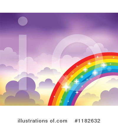 Rainbow Clipart #1182632 by visekart