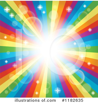 Rainbow Clipart #1182635 by visekart