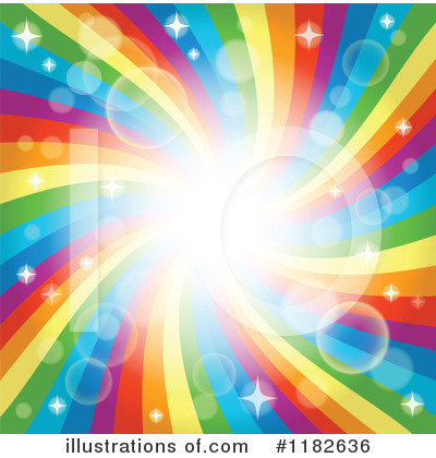 Rainbow Clipart #1182636 by visekart