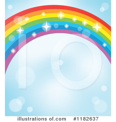 Rainbow Clipart #1182637 by visekart