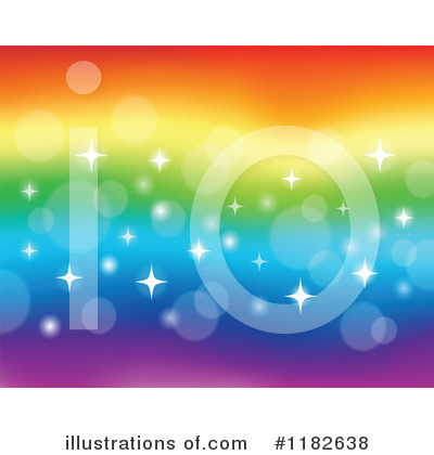 Rainbow Clipart #1182638 by visekart