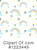 Rainbow Clipart #1223449 by Graphics RF