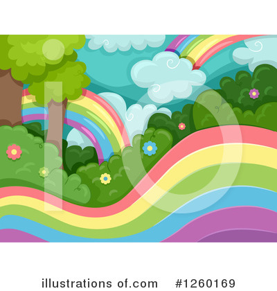 Spring Time Clipart #1260169 by BNP Design Studio